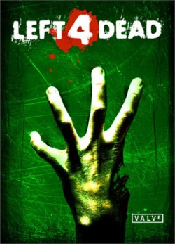 Left 4 Dead windows cover