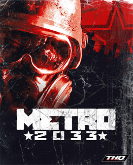 Metro 2033 game cover