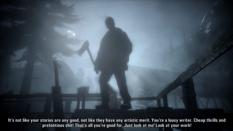 Alan Wake Taken