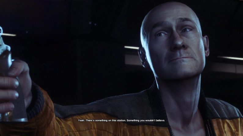 Alien: Isolation Axel Fielding
