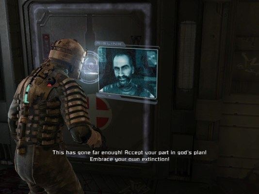 Dead Space Doctor Challus Mercer