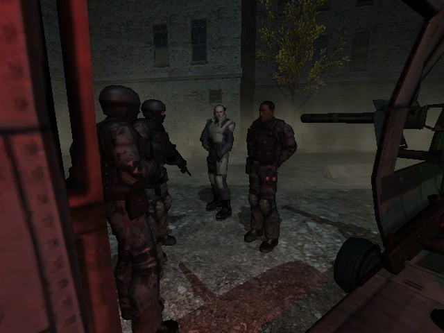 F.E.A.R. First Encounter Assault Recon gameplay