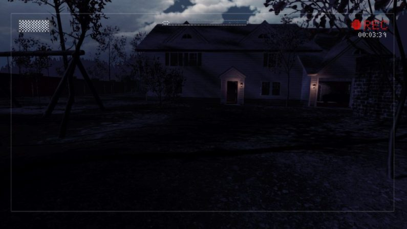 Slender the Arrival gameplay house