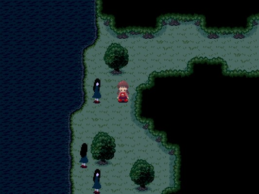Yume Nikki Witch's Island