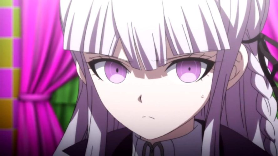 Danganronpa: Trigger Happy Havoc - The Animation Kyoko Kirigiri