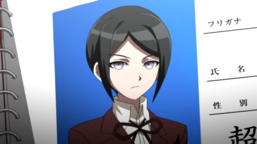 Danganronpa: Trigger Happy Havoc - The Animation Mukuro Ikusaba