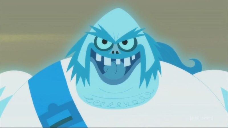 Samurai Jack season 5 ghost Scotsman