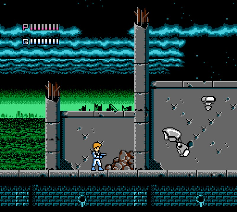 Journey to Silius gameplay