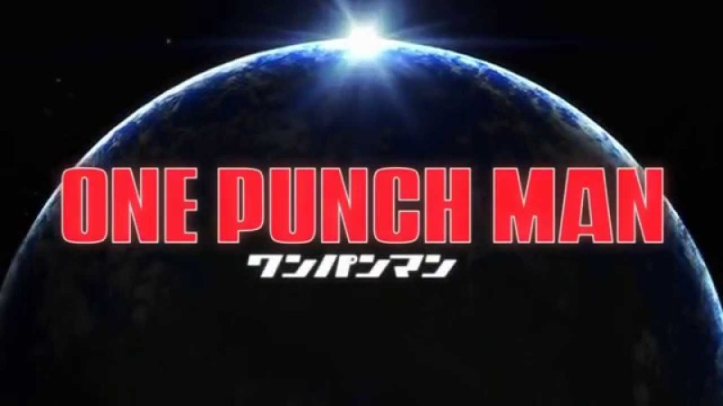 One-Punch Man logo