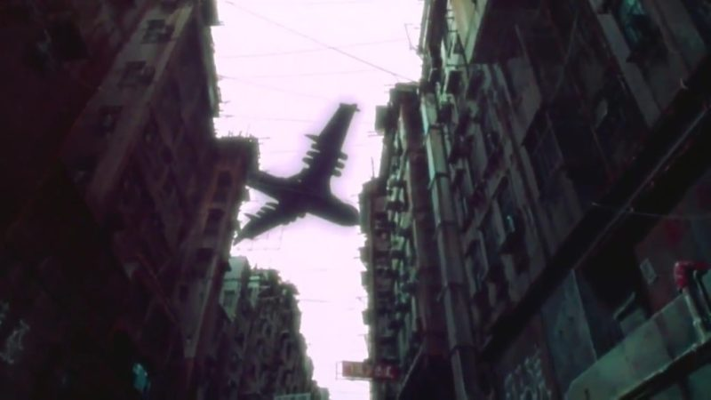 Ghost in the Shell 1995 New Port City