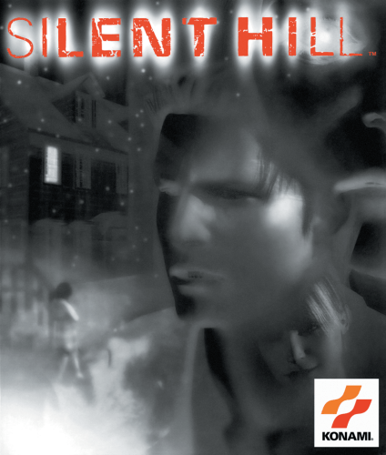 Silent Hill PS1 game cover art