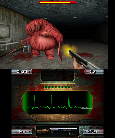 Dementium: The Ward Remastered Cleaver boss