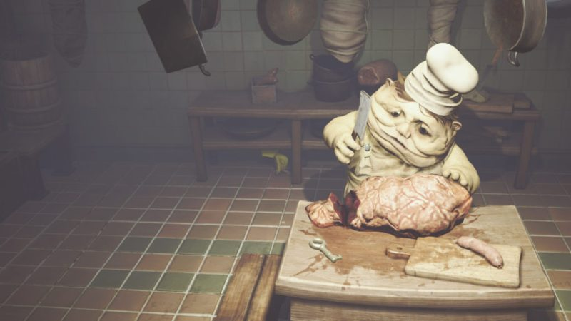 Little Nightmares Twin Chefs