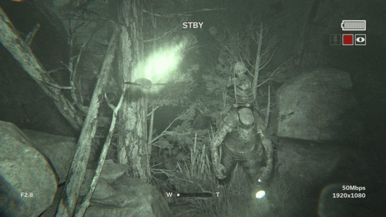 Outlast 2 gameplay