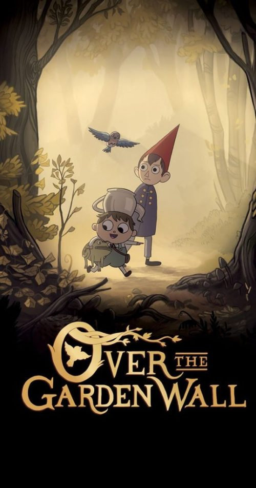 Over the Garden Wall cartoon poster