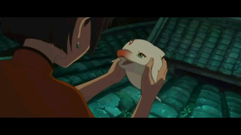 Big Fish & Begonia Chinese animated movie Kun