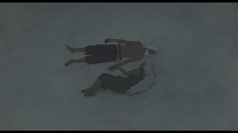 The Red Turtle (La Tortue Rouge) animated movie ending