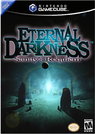 Eternal Darkness: Sanity's Requiem box cover art