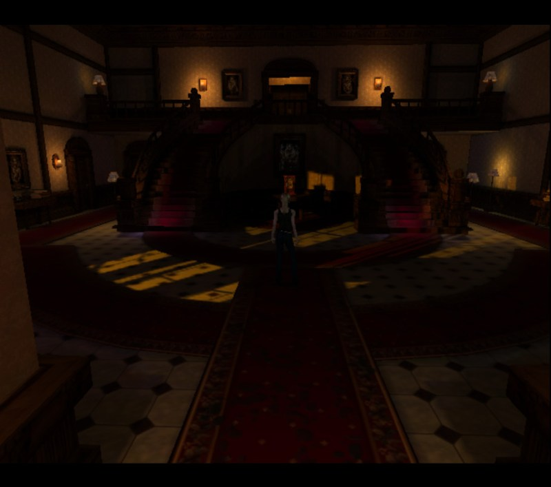 Eternal Darkness: Sanity's Requiem gameplay