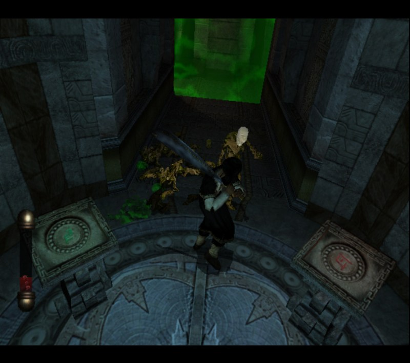 Eternal Darkness: Sanity's Requiem gameplay Karim