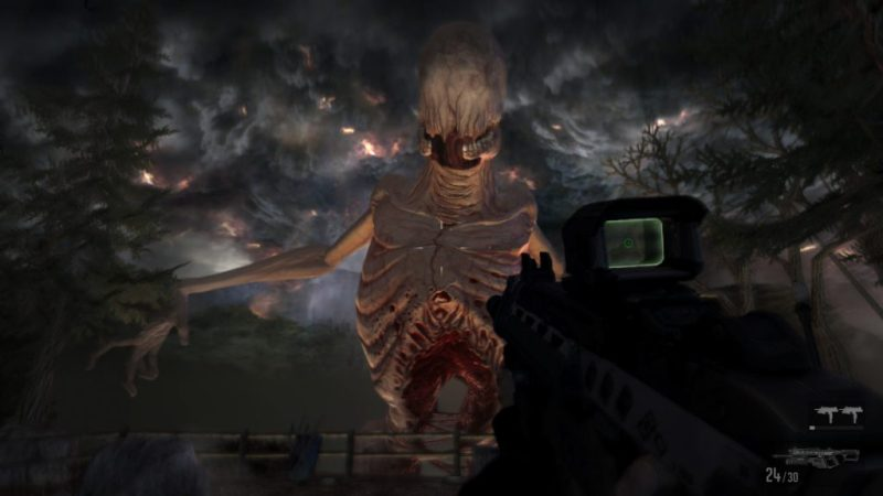 F.E.A.R. 3 final boss Creep