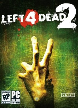 Left 4 Dead 2 game cover art
