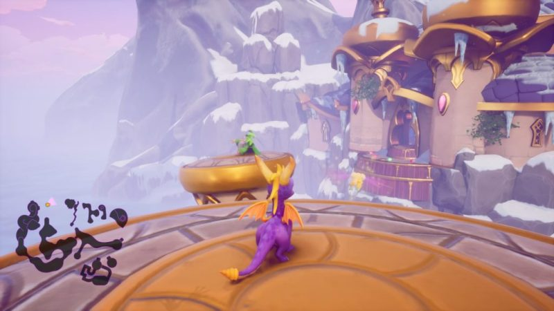 Spyro Reignited Trilogy High Caves