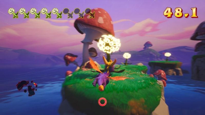 Spyro Reignited Trilogy (Year of the Dragon) Mushroom Speedway