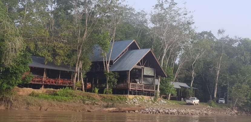SUKAU RAINFOREST LODGE
