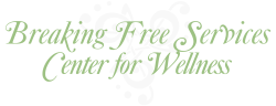 breaking free services logo   Therapy and counseling in Tarpon Springs Florida