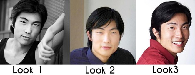 3 model looks asianzoolander june wu top model