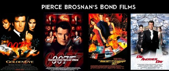 Pierce Brosnan's James Bond Films