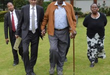 Photo of TNA Party Founder Nginyo Kariuki dies at Aga Khan Hospital