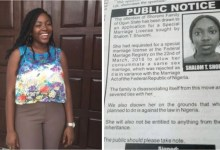 Photo of Family Disowns Daughter On Newspaper For Being Lesbian