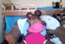 "Photo of PHOTOS: The Man Caught On Video Defiling ""Niece"" Arrested In Kericho"