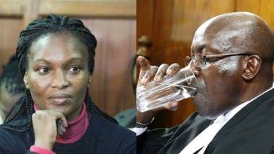 Photo of Was Judge Sankale Kantai Chewing Sarah Cohen?