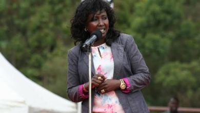 "Photo of ""Raila Won't Win In 2022,"" Gladys Shollei Now Says"