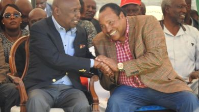 Photo of Ferdinand Waititu Ditches Jubilee, Joins KANU