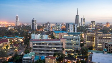 Photo of Which Area Covers Nairobi Metropolitan?