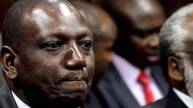 Photo of The Document Bearing DP Ruto's Impeachment motion Found To Be Fake