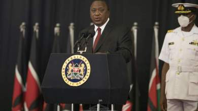 Photo of Uhuru Kenyatta Convenes Extraordinary Summit Following The Resurgence Of Covid-19 Infections