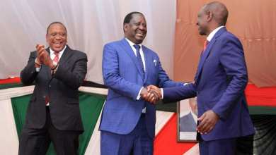 Photo of DP Ruto Claps Back At Raila Over BBI During The Mashujaa Day Celebrations