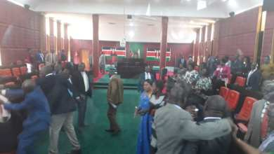 Photo of County Assembly Proceedings In Homa Bay Halted After An MCA's Pungent Fart