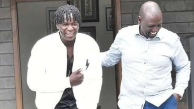 Photo of Willy Paul 'Signed' By DP Ruto As He Marshals Support Towards 2022