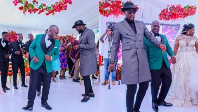 Photo of Eddy Kenzo gifts manager a car, house and five acres of land on his wedding
