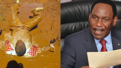Photo of Ezekiel Mutua raises concerns about Embarambamba's spine-chilling stunts