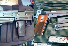 Photo of Dagoretti: Mother, daughter arrested with machine gun capable of firing 600 bullets in a minute
