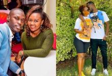 Photo of How Nana Owiti marked hubby King Kaka's birthday