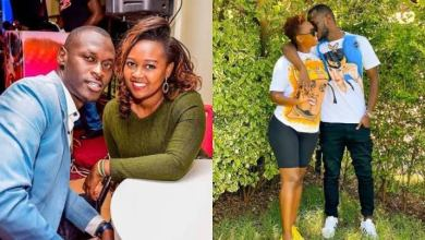 Photo of How Nana Owiti marked hubby King Kaka's birthday