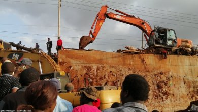 Photo of Nairobi Expressway Flyover Collapses In Kangemi, Rescue Mission Underway